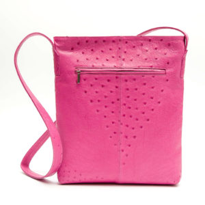 Ostrich Leather Bag Magdalena Crossbody Bags
