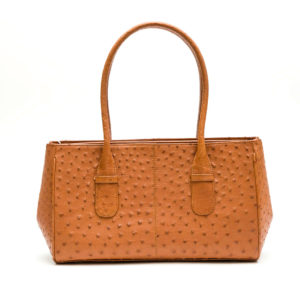 Ostrich Leather Bag Eden