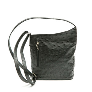 Ostrich Leather Bag Danele