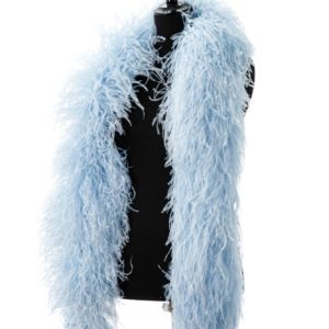 Ostrich Feather Boa 8ply