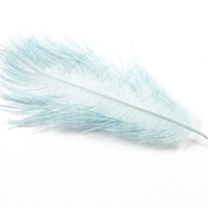 Ostrich Feather Wedding Confetti 100g