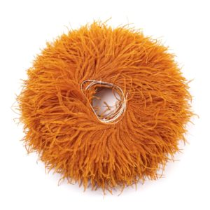 Toast - Ostrich Feather Fringing